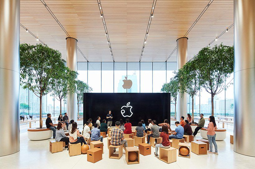 Apple Iconsiam Is The Company S First Store In Thailand 画像あり