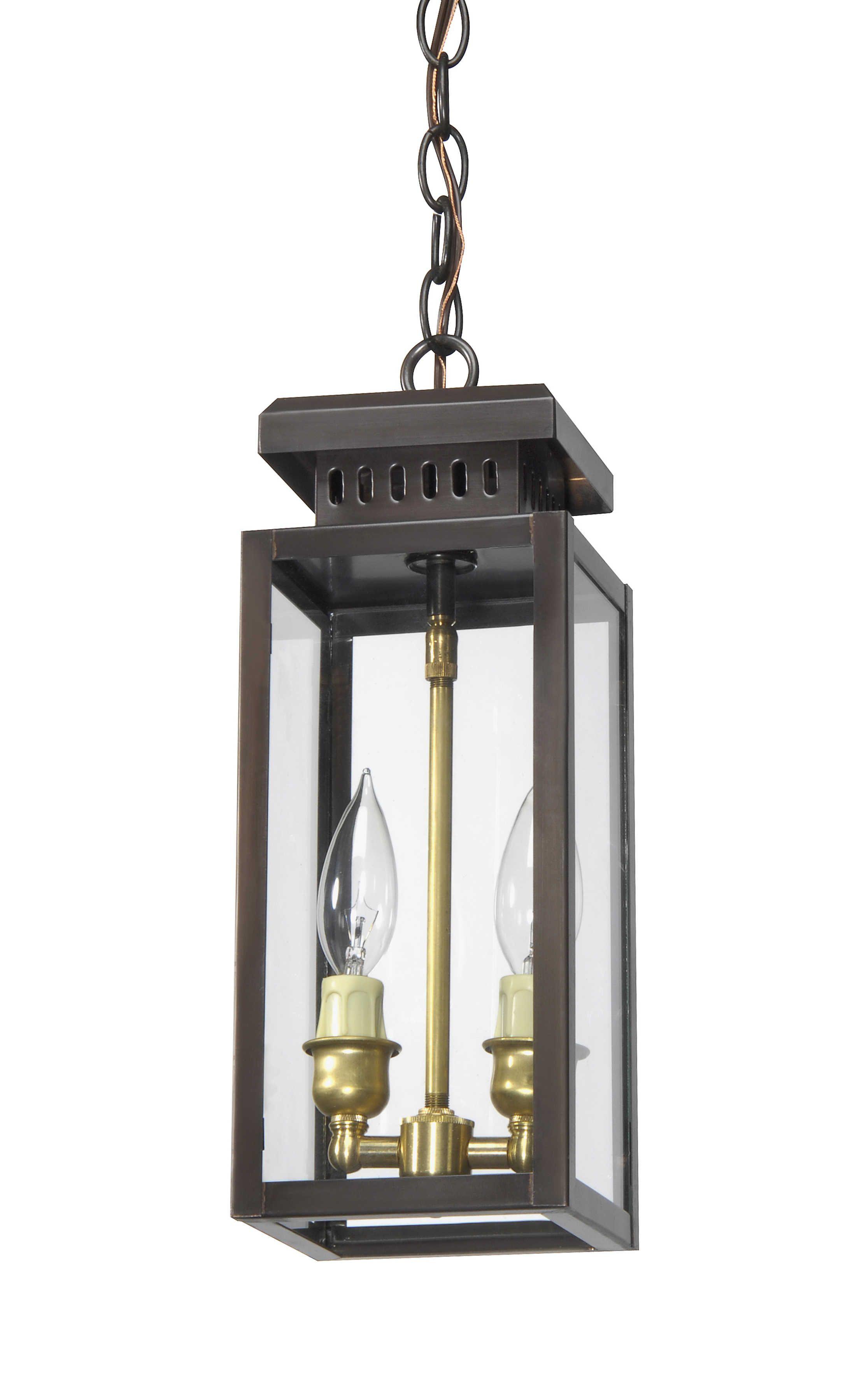 Yb 1002 Copper Lighting Modern Pendant Light Outdoor Light