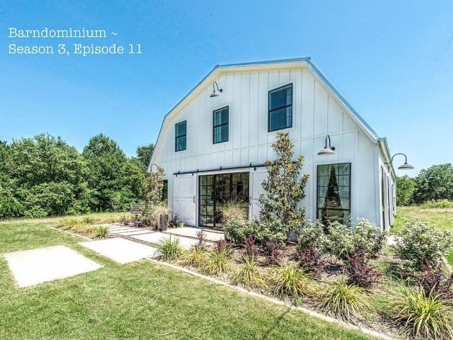 You Can Now Spend The Night Barndominium From Fixer Upper House