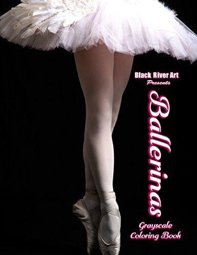 Ballerinas Grayscale Coloring Book By Karlon Douglas Amazon Dp 1546542825 Refcm Sw R Pi X FpHfzbDHHNF02