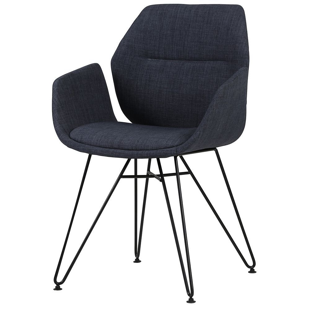 Best Zane Accent Chair Blue Blue Accent Chairs Chair Accent 400 x 300