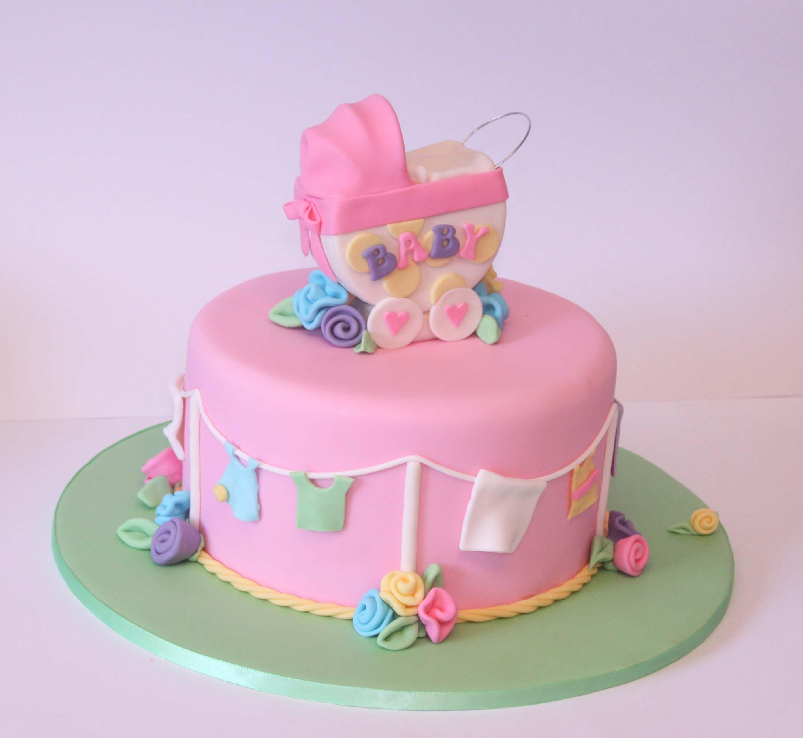 girl baby shower themes best cake for girl baby shower ideas2785 x