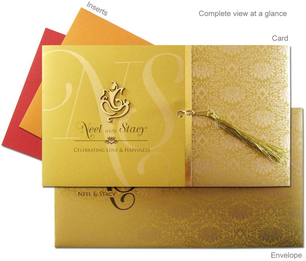 Card Open Cards Pinterest Wedding Card Weddings And Wedding