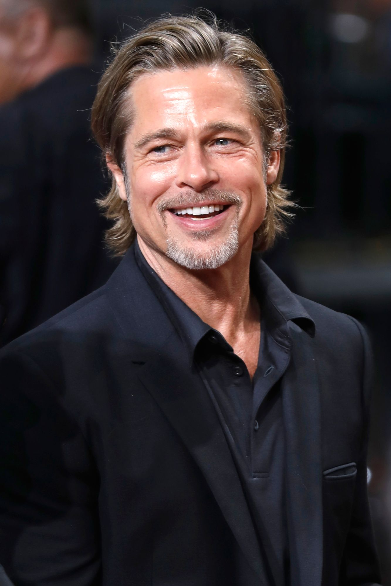 Inside Brad Pitt S Big Return And Why He S Very Excited About Life Now Brad Pitt Brad Pitt Pictures Mens Hairstyles