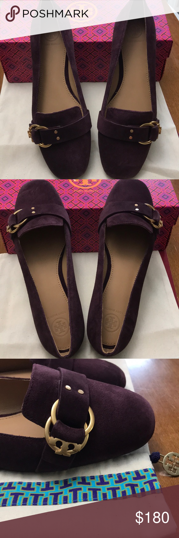fab0021fc63 Tory Burch Loafer Brand new Tory Burch Marsden Loafer. Comes with bag and  box. Purchased but prefers another color. Tory Burch Shoes Flats   Loafers