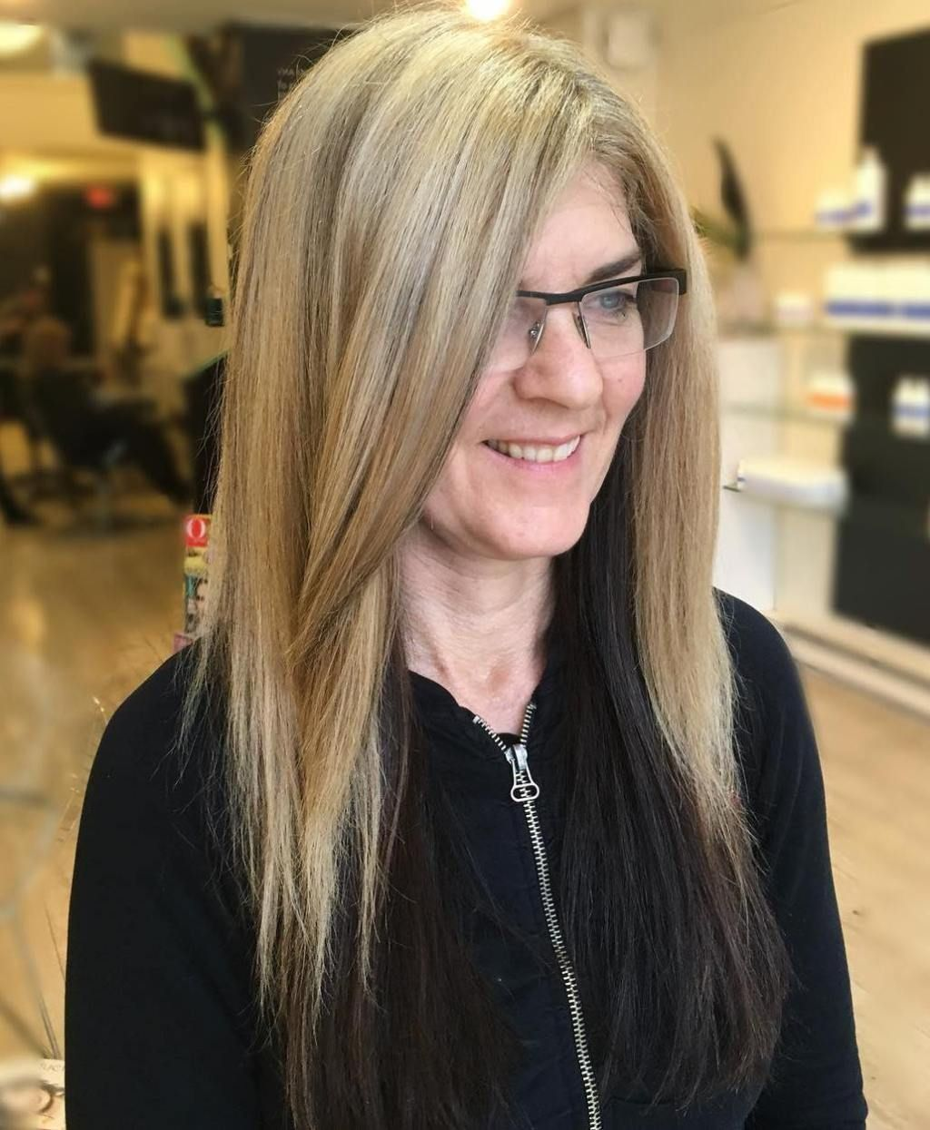 20 universally flattering hairstyles for women over 50
