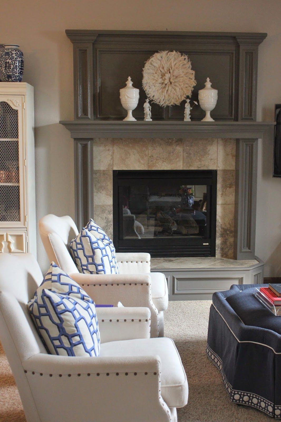 Tremendous Social Manor Living Room Tour Lauren White Juju Hat Cr Gmtry Best Dining Table And Chair Ideas Images Gmtryco