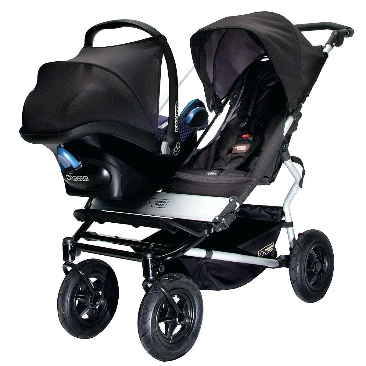 Baby Kinderwagen Combo Ultra Slim Mountain Buggy Duet