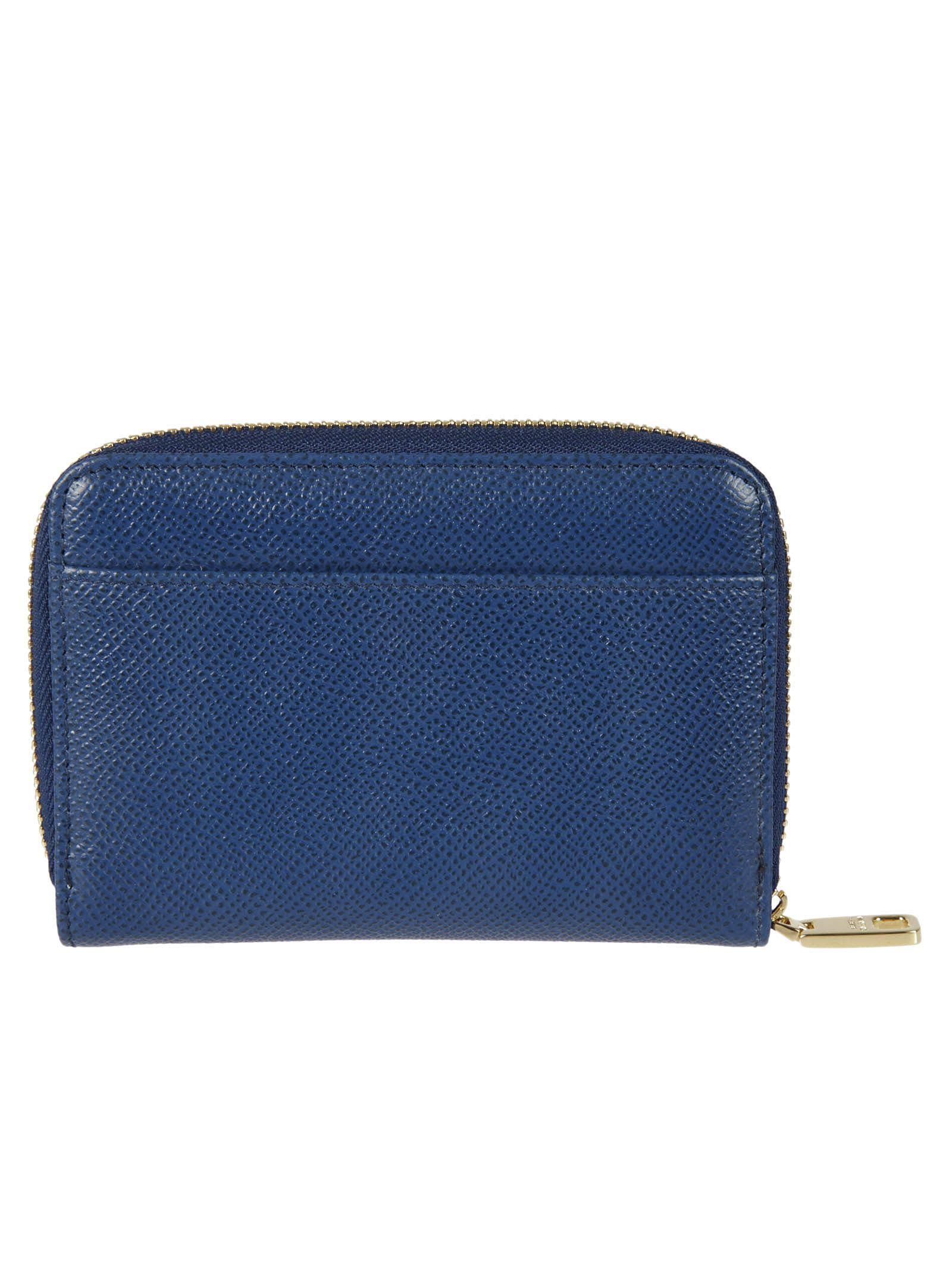 Dolce & Gabbana Logo zip-around wallet CiylaR