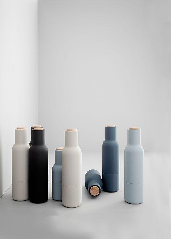 bottle grinder by norm architects inspiration. Black Bedroom Furniture Sets. Home Design Ideas