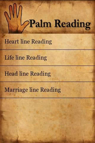 Palm Reading Free Android Apps On Google Play Palm Reading Android Apps Free Reading
