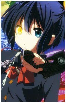 Rikka Takanashi Cosplay Anime Anime Art Manga Anime