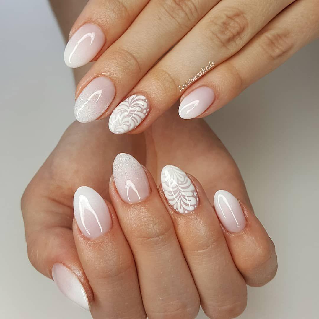 Slubniaczek Nails Hybryda Semilac Indigo Nail Manicure
