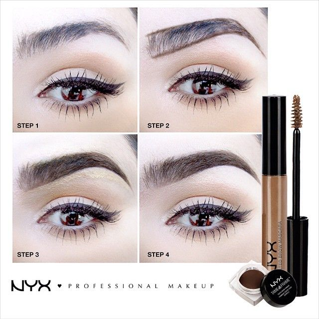 1 Intensify Your Arch With An Angled Brush To Frame Your Eyes 2