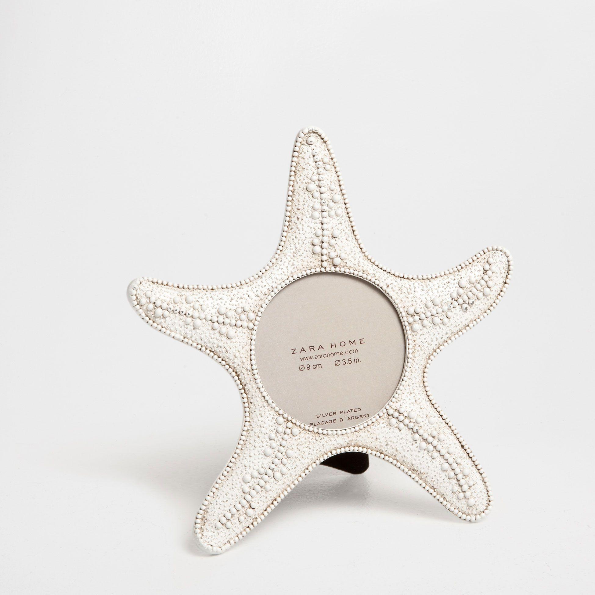 Starfish Frame - Frames - Decoration | Zara Home Poland | Wishlist ...