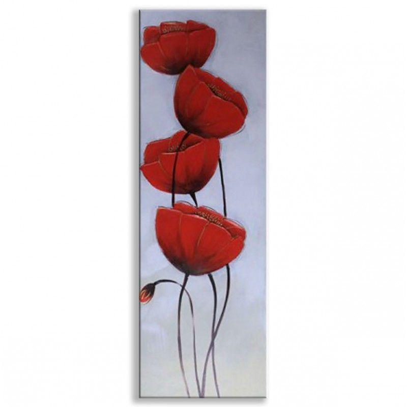 Oil Painting Fleur Chez Dario