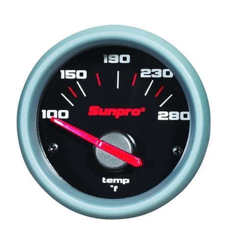 Sunpro Cp7005 Sport St 2 Electrical Wateroil Temperature Gauge Kit Auto88 Read More Reviews Of The Product By V Automotive Solutions Gauge Kit Transmission