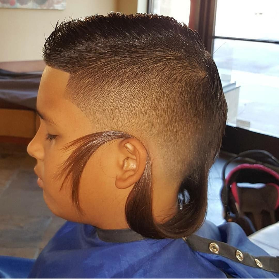 Crew Cut Fade Tail Hairstyle For Boys Top 100 Hairstyles For