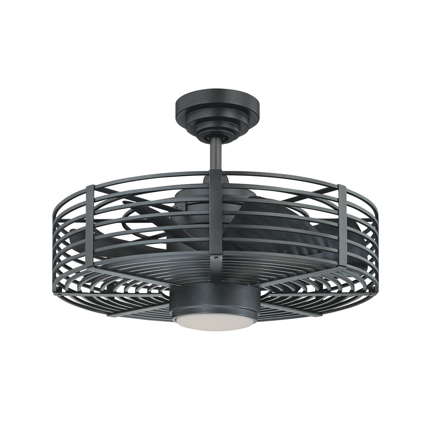 Kendal Lighting AC17723NI Enclave Ceiling Fan ATG