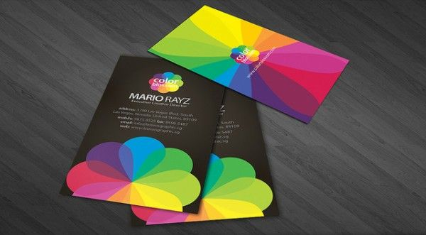 8 brilliant ways to make your business cards stand out cards reheart Gallery