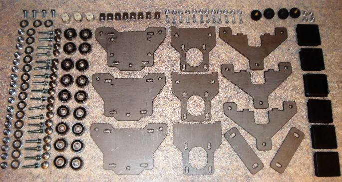 5d5657e2e5c7bab7503bc95fd55e7b43 details about diy cnc plasma router gantry kit nema 23 compatible  at reclaimingppi.co