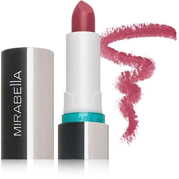 Mirabella Mirabella Colour Vinyl Lipstick - Vintage Vibe ($26) ❤ liked on Polyvore featuring beauty products, makeup, lip makeup, lipstick, vintage lipstick, elf moisturizing lipstick, moisturizing lipstick, mac lipstick and lips makeup