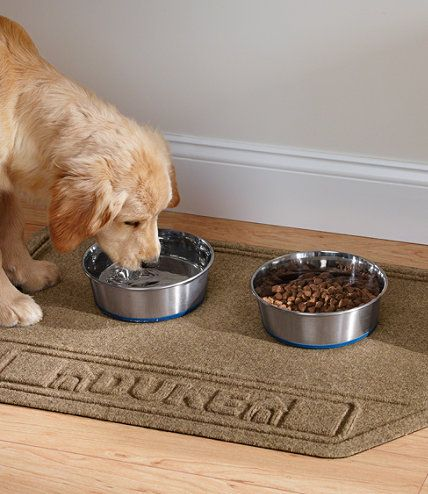 Waterhog Pet Placemat Personalized Extra Large Doormats Free Shipping At L Bean