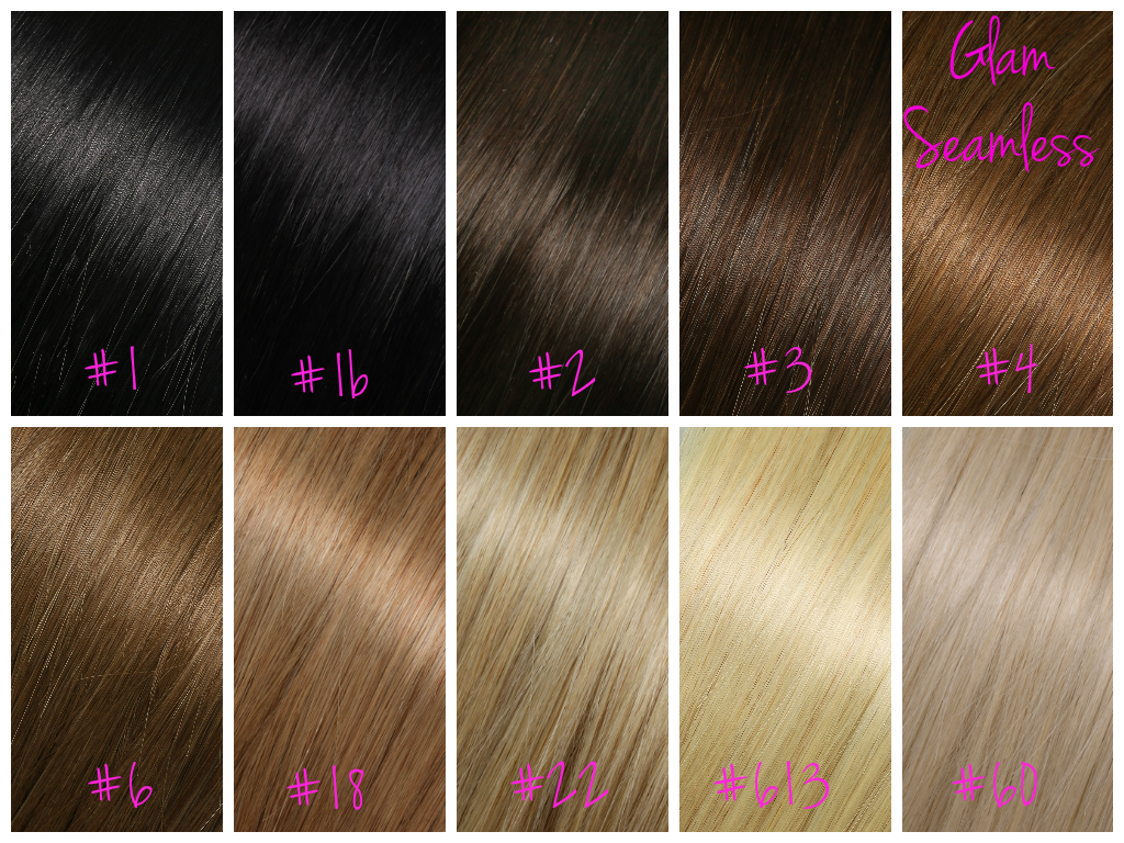 Look at these gorgeous colors whether you want clip in or tape in whether you want clip in or tape in hair extensions pmusecretfo Choice Image
