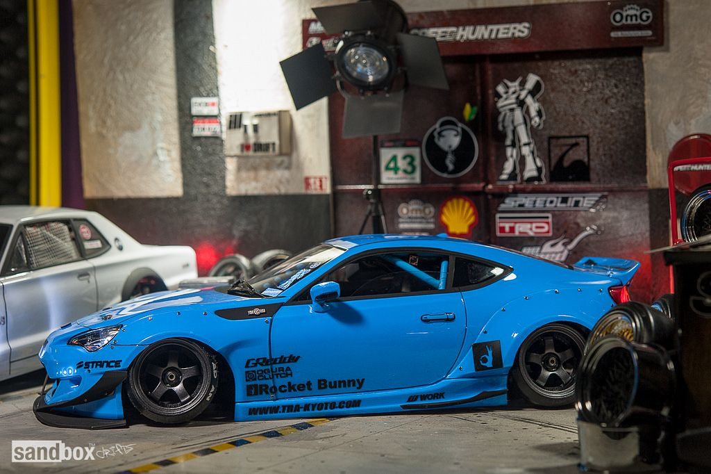Rocket Bunny Version Rc Drift Rc Drift Rc Drift Cars And