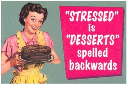 funny stress relief quotes