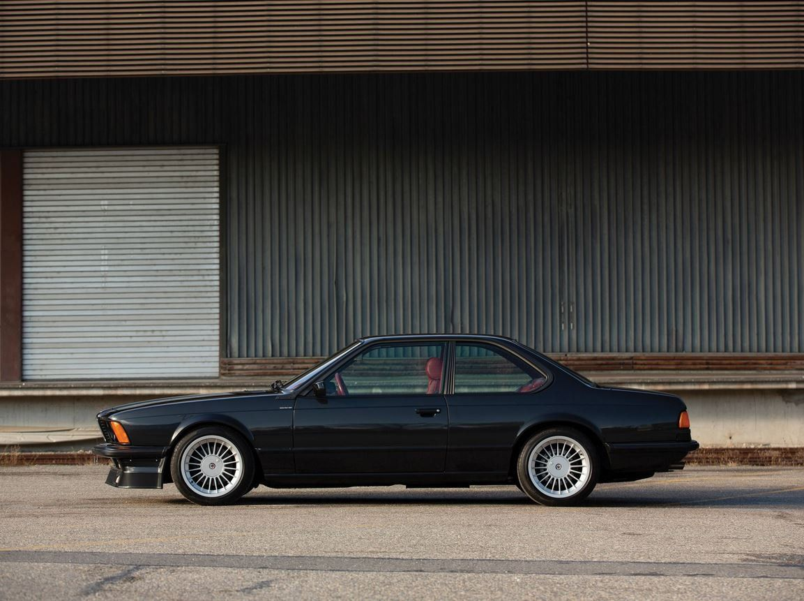 Super Rare 1987 Bmw Alpina B7 Turbo Coupe Is Begging To Empty Your Bank Account Carscoops Bmw Alpina Bmw Turbo