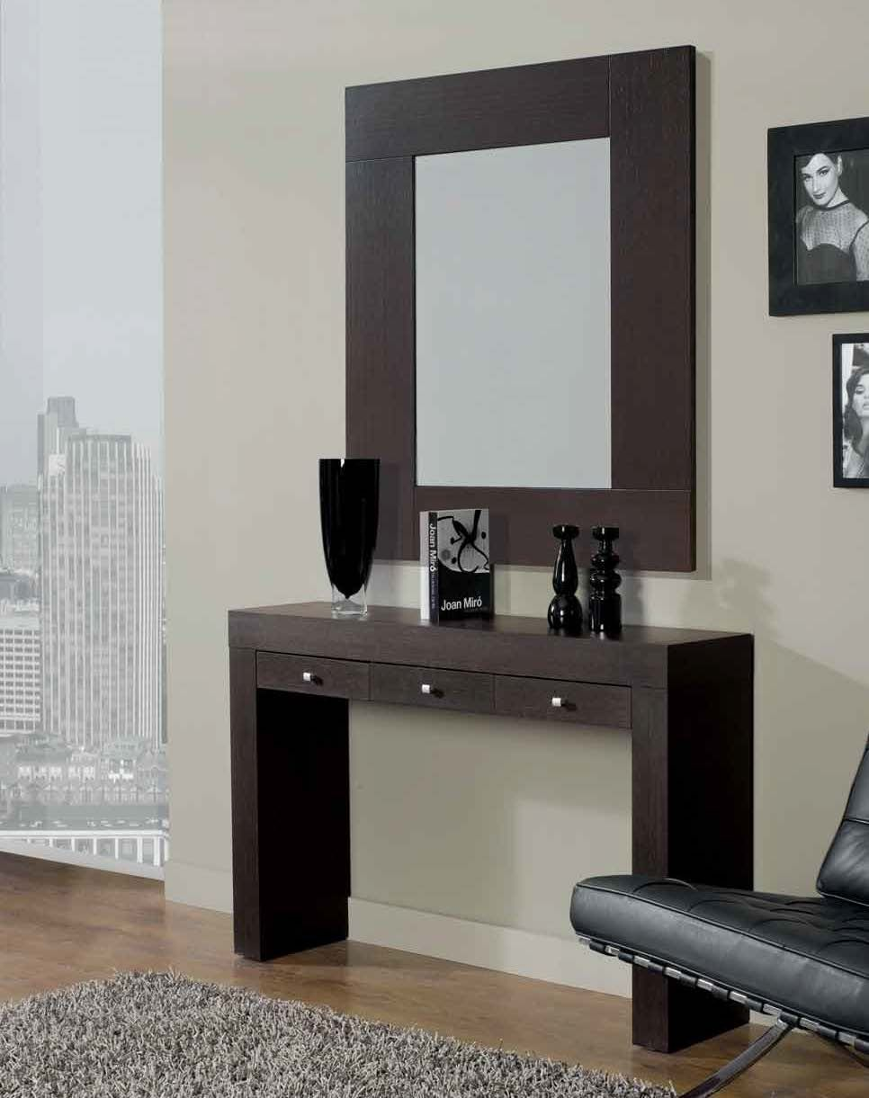 Resultado de imagen para recibidores modernos hogar - Mueble recibidor moderno ...