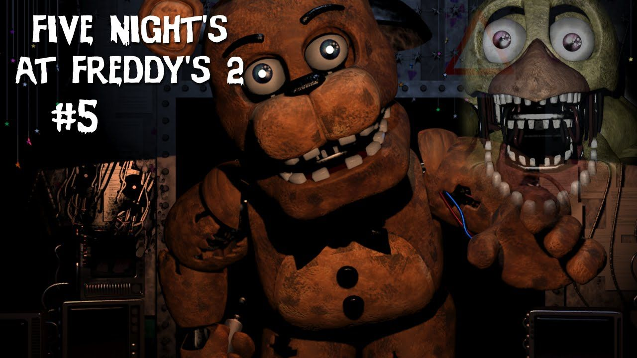 Five Nights at Freddy's 2 #5 - Freddy besucht uns (Nacht 3)