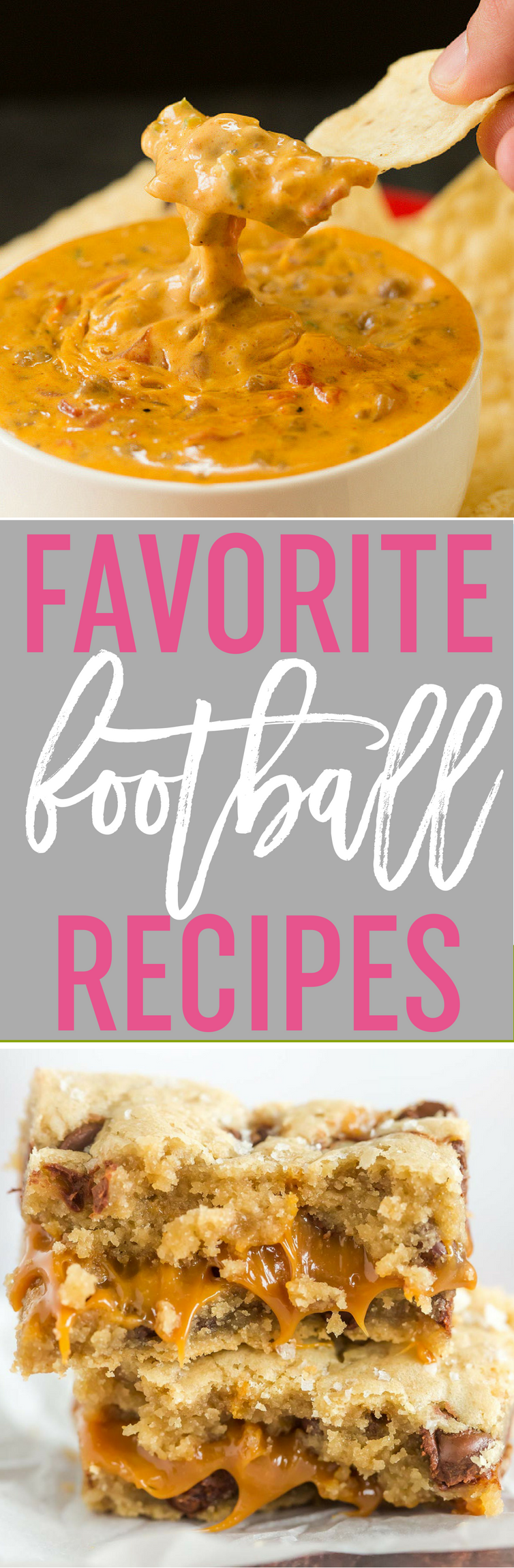 80 of My Favorite Football Food Recipes