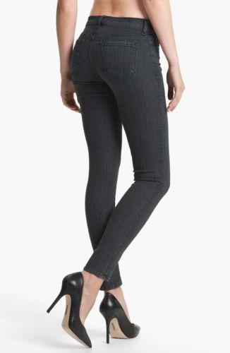 a84980fd69b43  187 J Brand 811 Super Skinny Leg Jeans in Belmont Pin Stripe - Size 29 in  Clothing