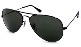14d53dea3a Authentic Ray Ban Aviators - Black