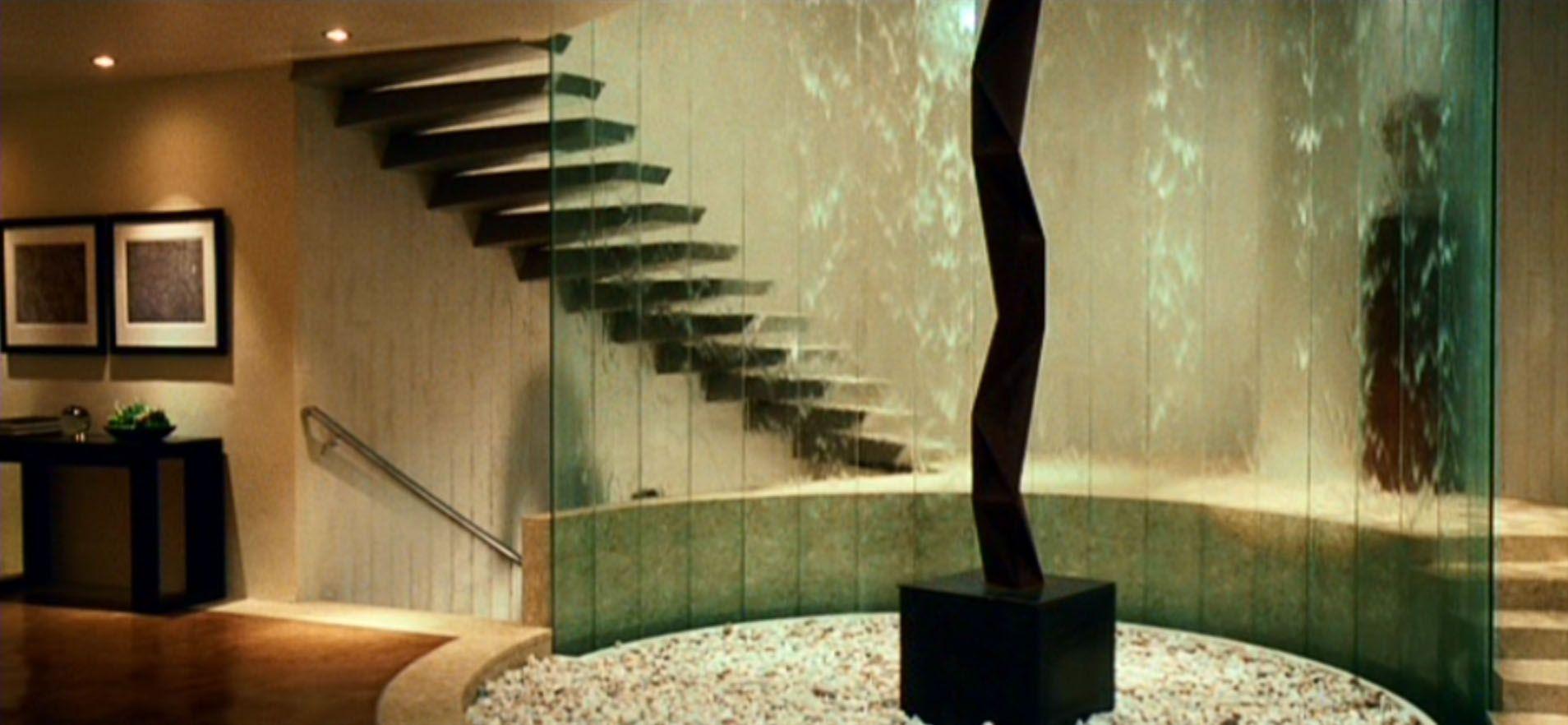 Love The Stairs   Tony Starks House (iron Man)