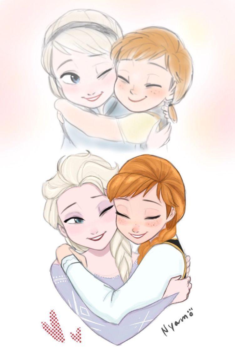 Pin By Isra Ben Selma On Frozen Frozen 2 Disney Drawings Frozen Disney Movie Disney Princess Art