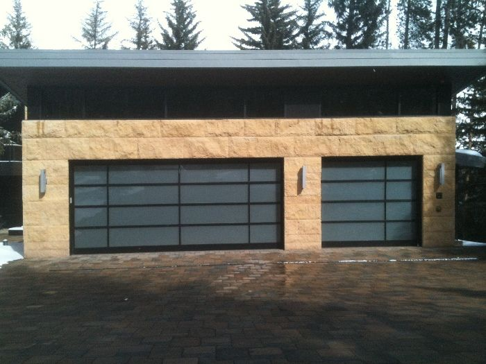 Model Bp 550 Shd Size 19 9 X 8 9 9 10 X 8 9 Frame Dark Anodized Bronze Glass 1 2 Insulated Tempere Garage Doors Glass Garage Door Garage Design
