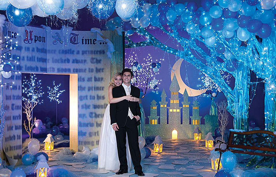 A Storybook Fairy Tale Complete Theme Prom Nite Prom in 2018