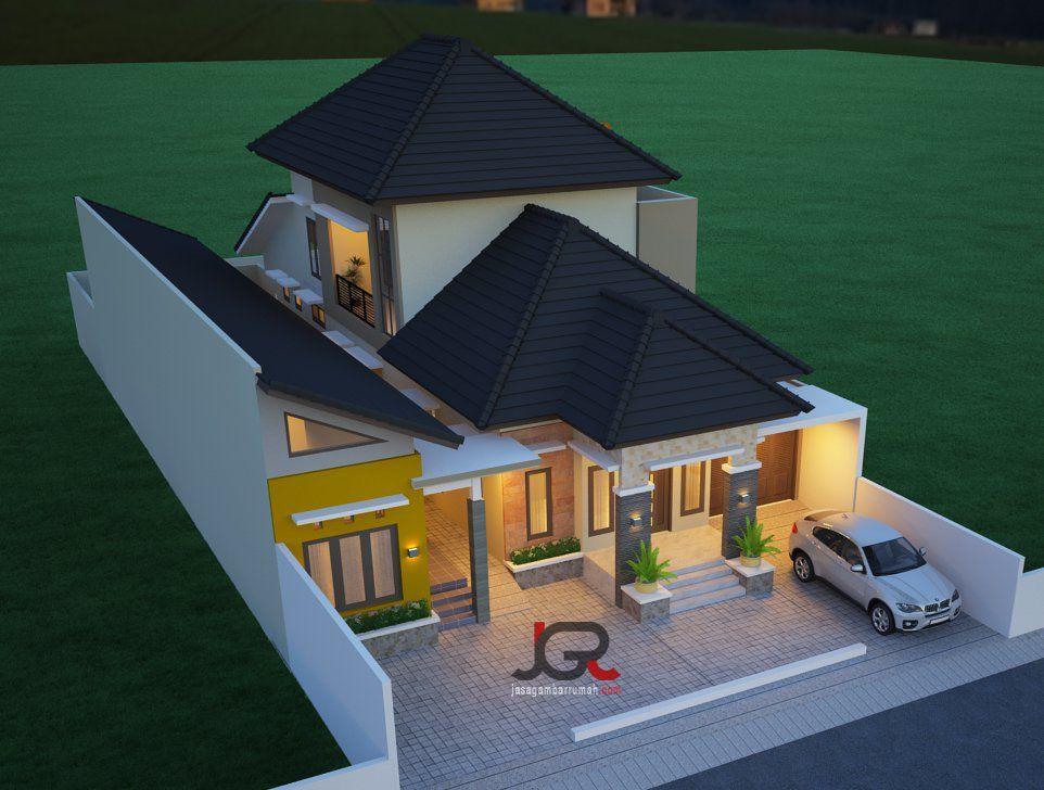 Layanan Jasa Gambar Rumah Desain Rumah Dokter Di Tulungagung Desain Rumah Rumah Arsitektur