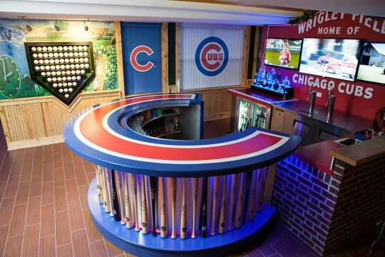 Hate The Cubs But The Idea Is Amazing Muh House