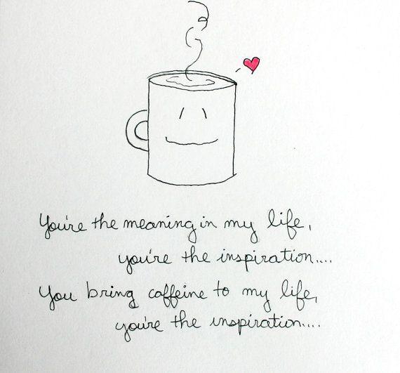 Coffee Poems 1