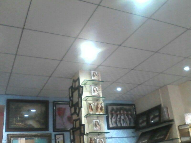 False Ceiling Design Lights Design Commercial Ceiling Design