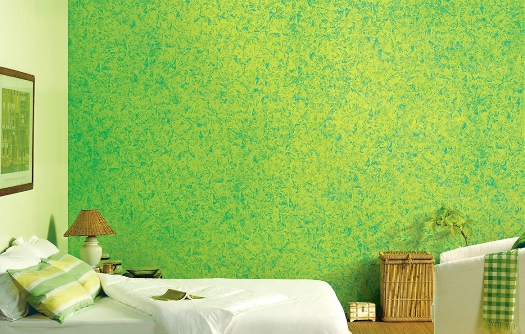 Asian Paints Texture Paint Designs Living Room Image Of ...