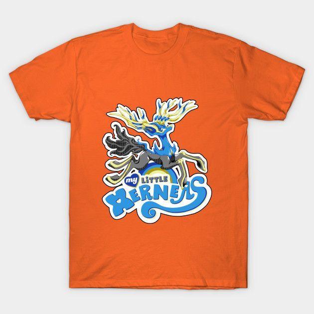 My Little Xerneas - Mens T-Shirt