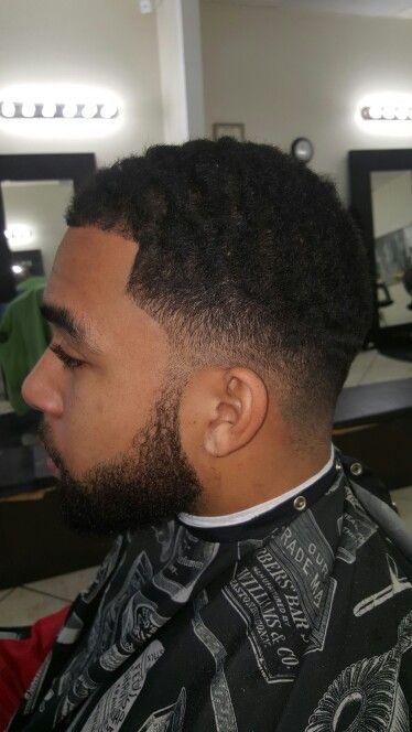High Temp Fade No Color Enhancements Barber Cuts