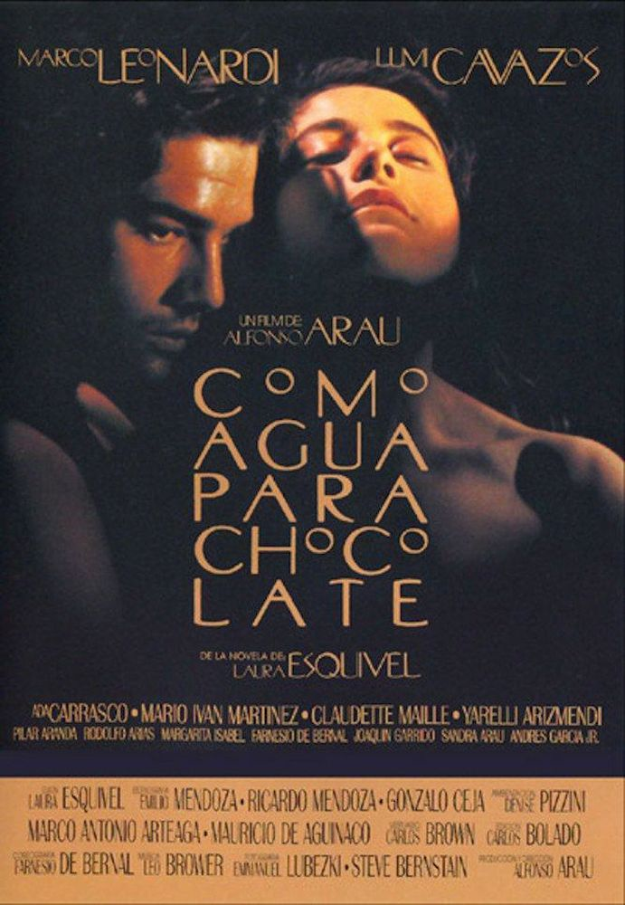 Like Water For Chocolate 1992 Como Agua Para Chocolate Original