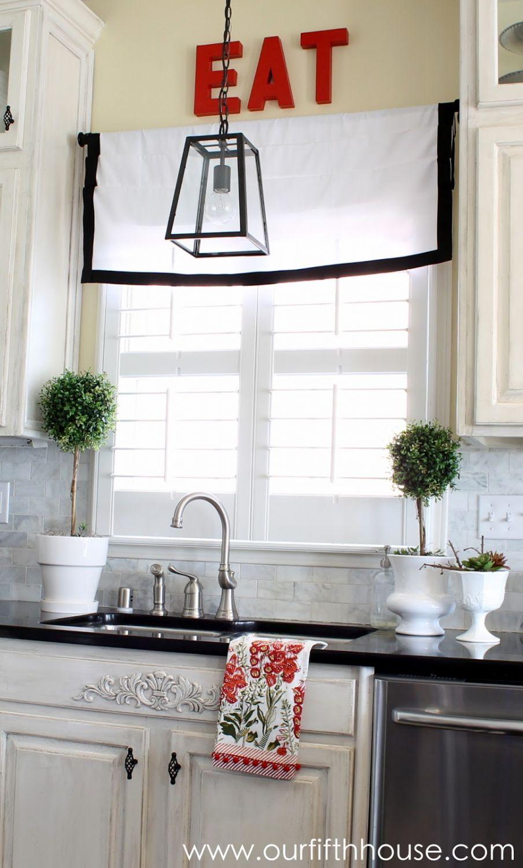 Over the Sink Kitchen Light   Backsplash Ideas for Small ...