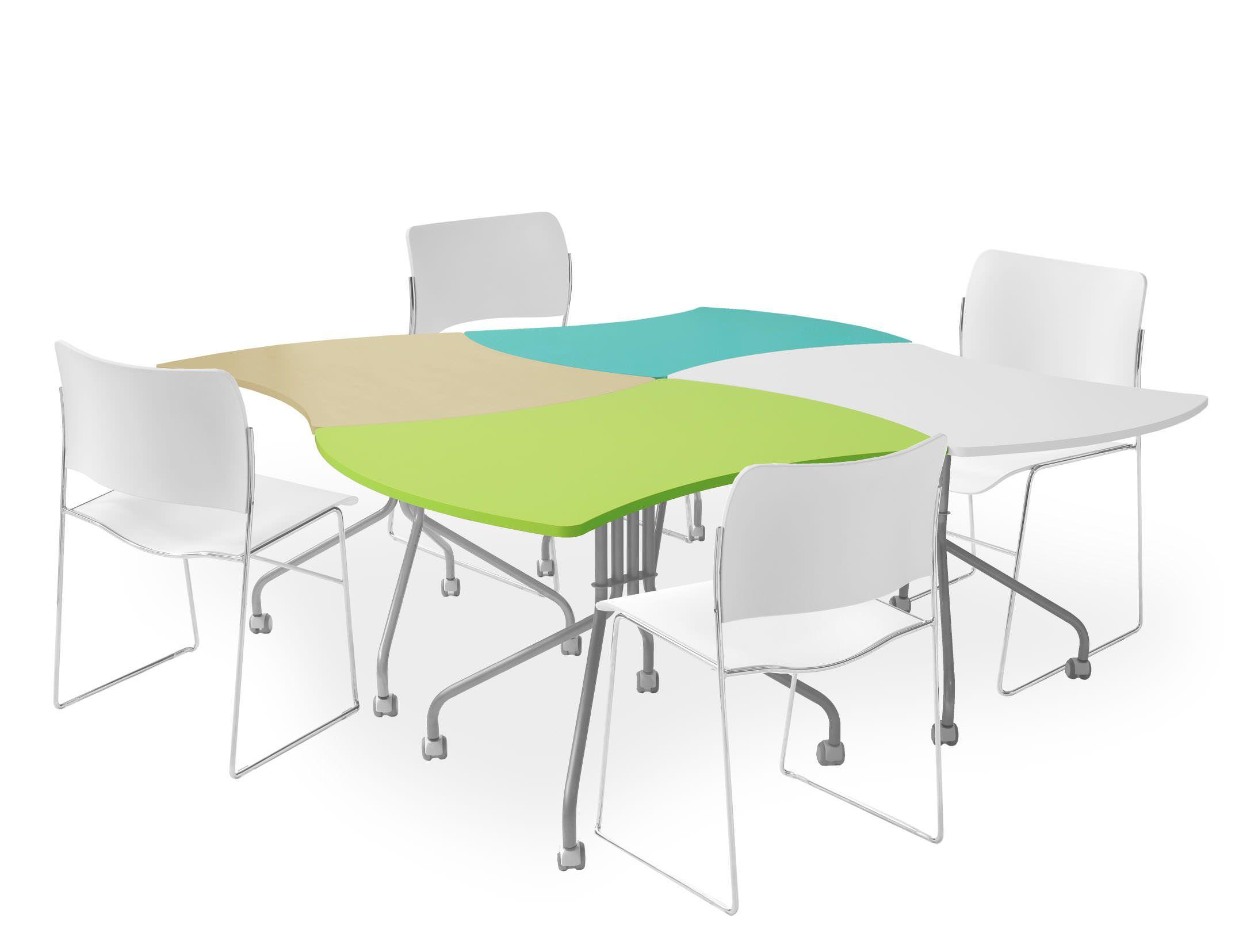 Ginkgo La Table Modulable Compacte Et Personnalisable Salles De